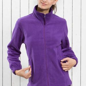 Куртка флисовая женская
